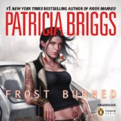 Audio is the way to go with Patricia Briggs!