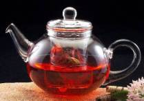 Pomegranate Pear Tea