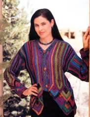 dazzling knits