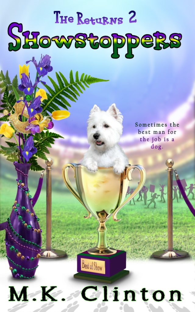 The Returns 2 ~ Showstoppers is out in paperback on Amazon!