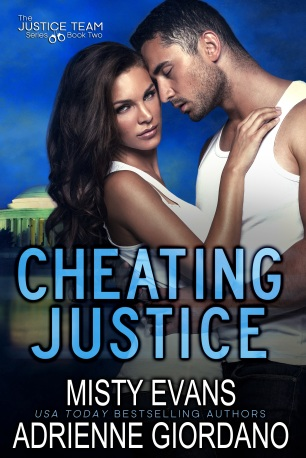 Cheating Justice Book Cover