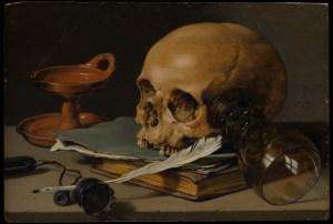 Pieter Claesz Painting