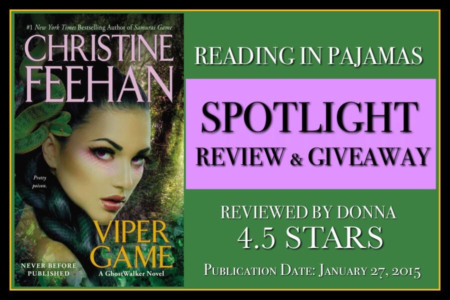 Spotlight Review Giveaway Viper Game Gameghostwalker By