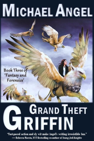 Grand Theft Griffin eBook Cover