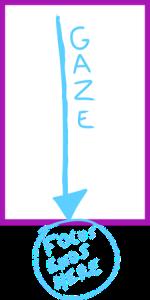 NormalBookGaze