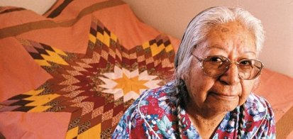 A Spectacular Collection of Native American Quilts